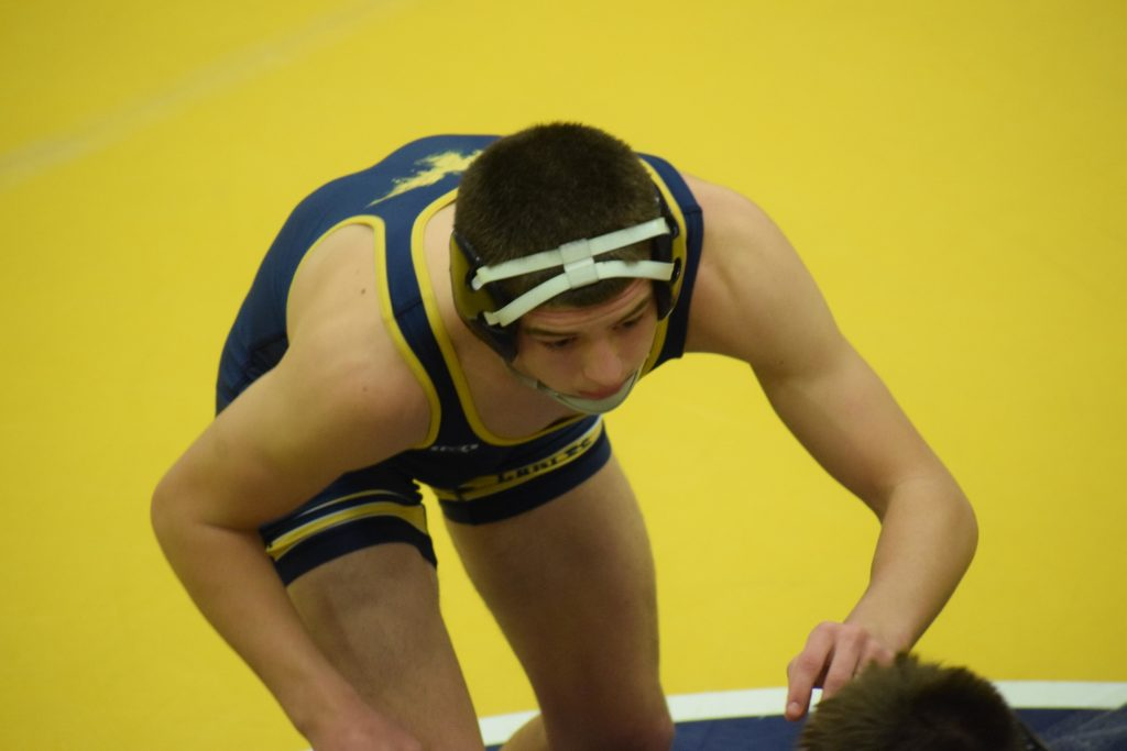 WRESTLING PREVIEW: New Coach Looks to Lead Team to Success