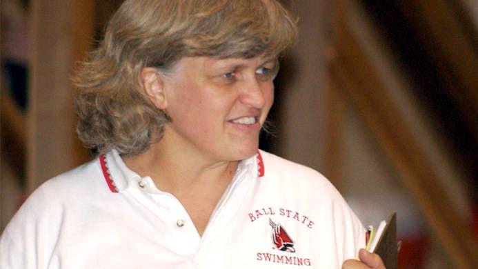Laura Swim Coach