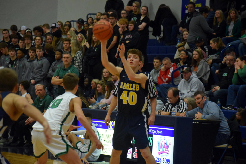 BOYS' BASKETBALL PREVIEW: Eagles Plan to Reload