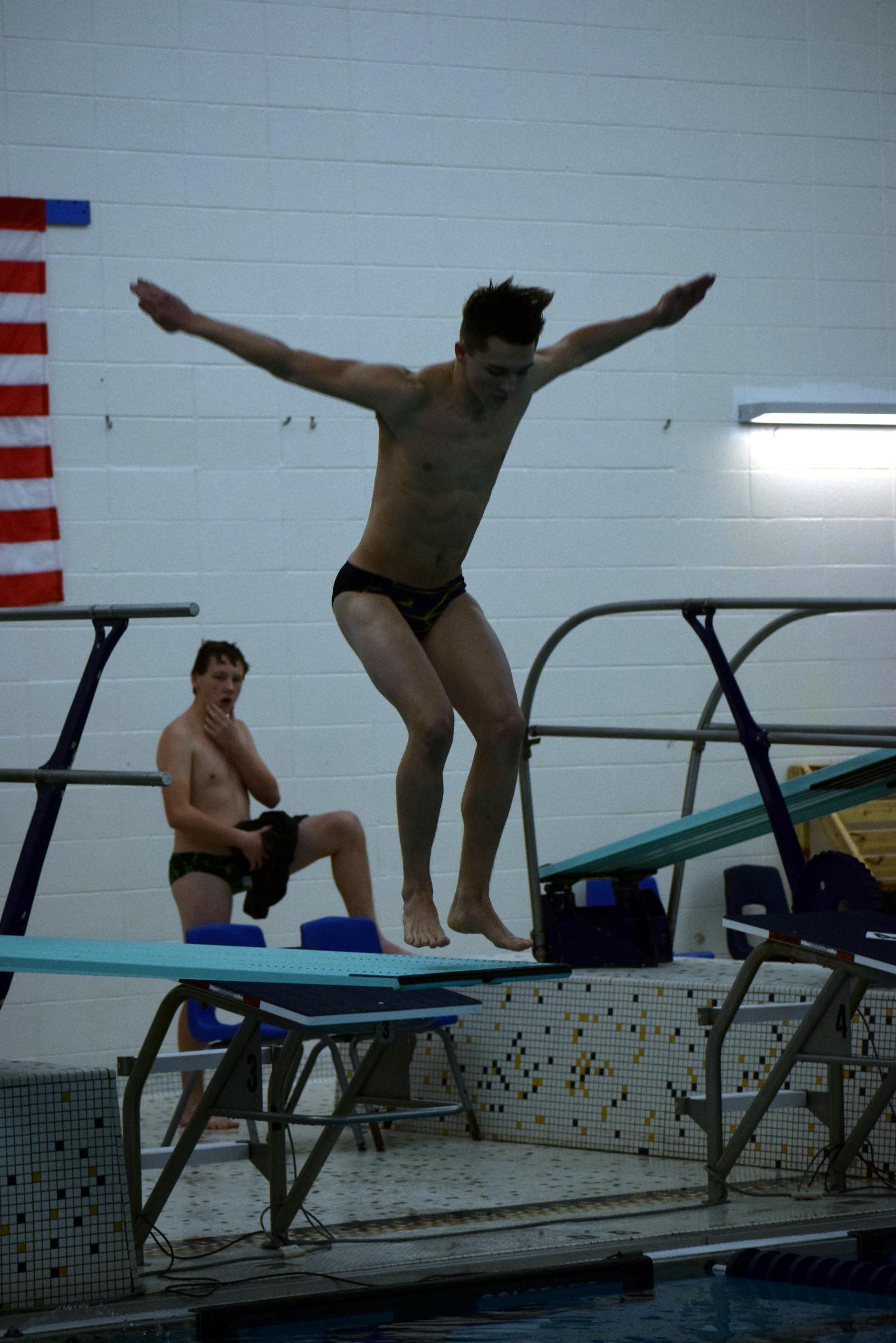 sam jumping