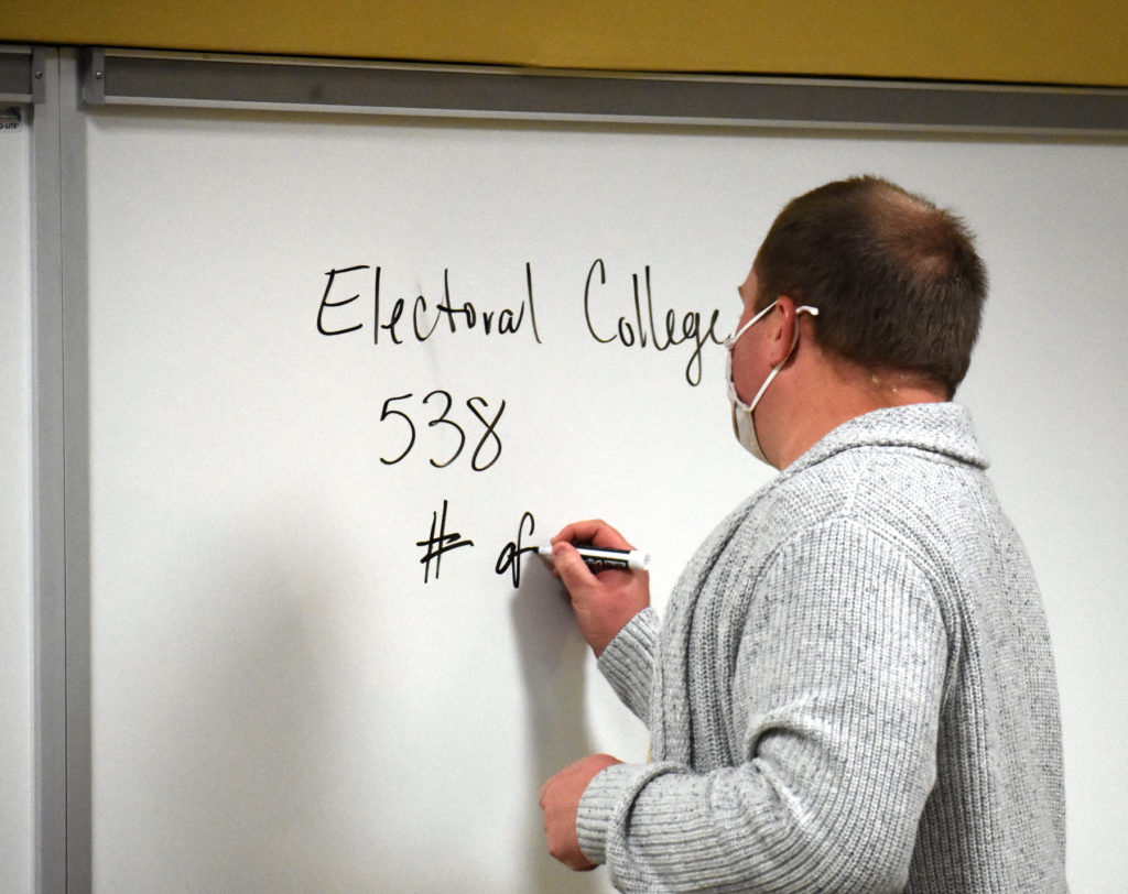 Teaching Government During an Election