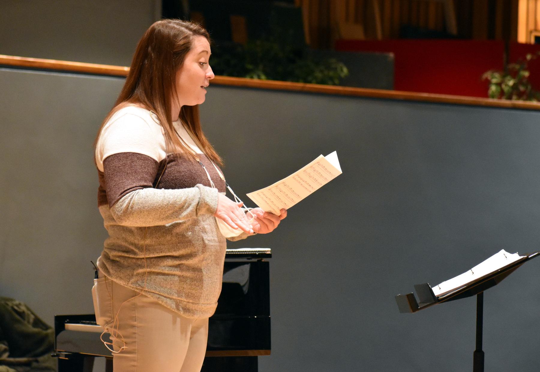 Choir teacher