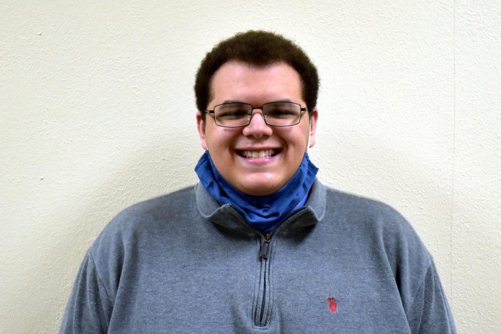 Junior Brenden Mead Returns After Leaving Delta in 7th Grade