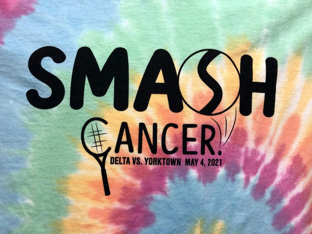 Help Delta and Yorktown Smash Cancer!